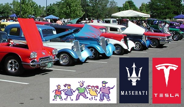 3rd Annual Down Right Spectacular Car Show – Aug. 6