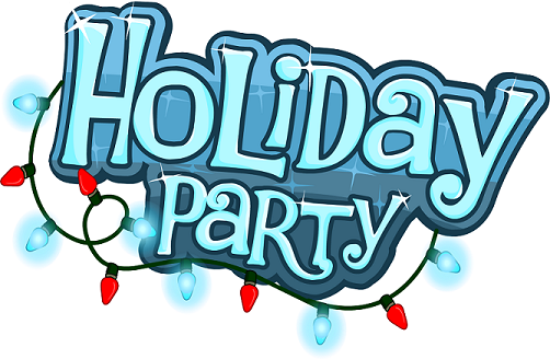 FRIENDS Annual Holiday Party – Dec. 7th