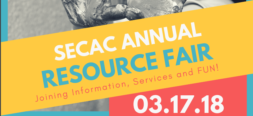 SECAC Resource Fair 2018