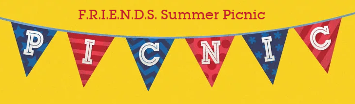 FRIENDS Annual Summer Picnic
