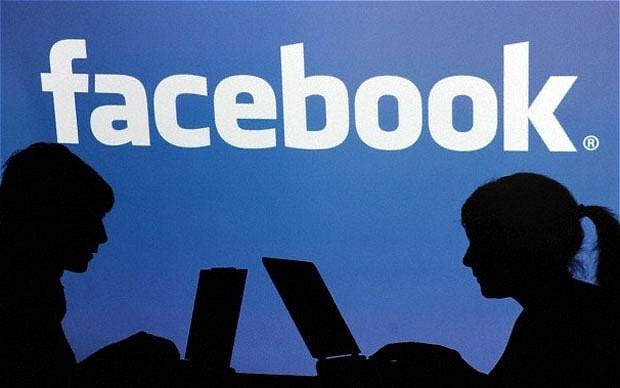 F.R.I.E.N.D.S. on Facebook