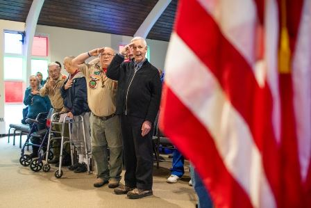 Special needs Michigan man becomes Eagle Scout at 61